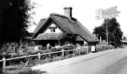 Crockerton, Shearwater Café c.1960