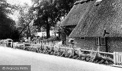 Crockerton, Shearwater Tea Gardens 1964