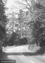 Crockham Hill, c.1960