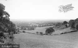 Crockham Hill, Froghole c.1955