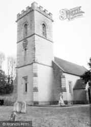 Crockham Hill, Holy Trinity Church c.1955