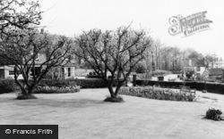 Crockham Hill, The Village Garden c.1955