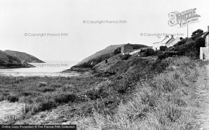 Photo of Croesgoch, Abercastle Bay c.1955