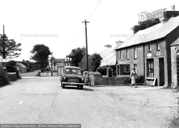 Photo of Croesgoch, The Village, High Street c.1955