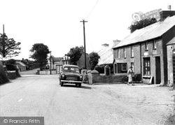 Croesgoch, The Village, High Street c.1955