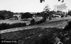 Croft-on-Tees, General View c.1955