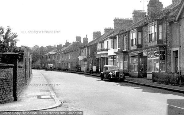 Photo of Croft On Tees, Hurworth Road c.1955