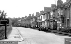 Croft-on-Tees, Hurworth Road c.1955