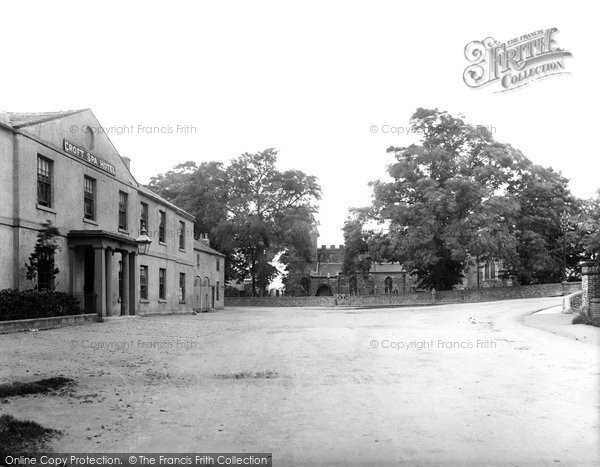 Photo of Croft On Tees, The Village, Croft Spa Hotel 1892