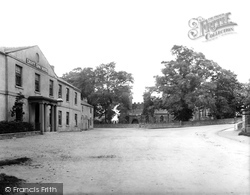 Croft-on-Tees, The Village, Croft Spa Hotel 1892