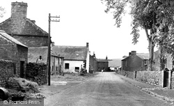Croglin, The Village c.1955