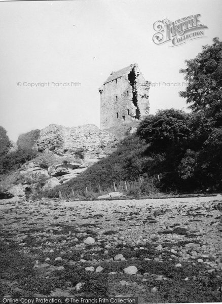 Photo of Cromarty, Castle Craig 1952