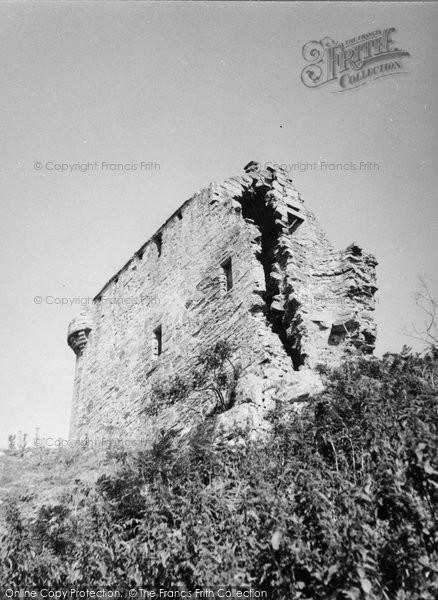 Photo of Cromarty, Castle Craig 1952