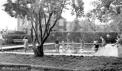 Children's Boating Pool c.1955, Cromer