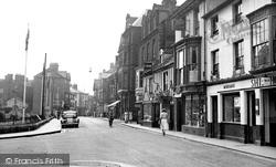 Church Street c.1955, Cromer