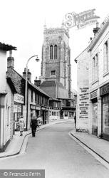 Church Street c.1960, Cromer