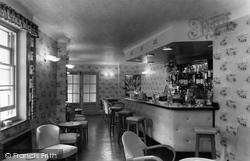 Colne House Hotel, The Ocean Bar c.1960, Cromer