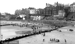 East Beach From The Pier 1954, Cromer