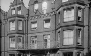 Cromer, Elmhurst Mansion  1922