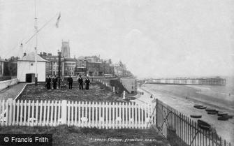 Cromer, from the East 1901
