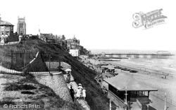 From The East Cliff 1906, Cromer