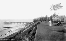 From West Cliff 1902, Cromer