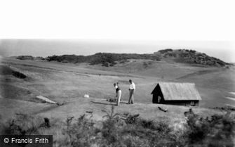 Cromer, Golf Links 1933
