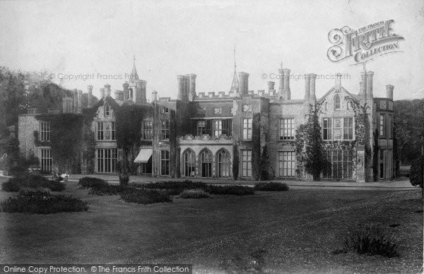 Photo of Cromer, Hall 1901