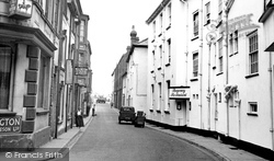 High Street c.1955, Cromer