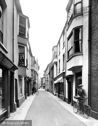 Jetty Street 1925, Cromer