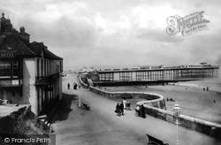 Promenade And Pier 1901, Cromer