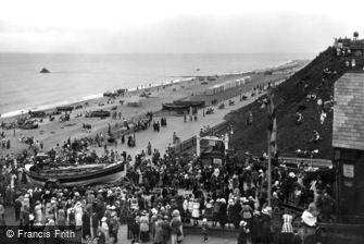 Cromer, Return of the Lifeboat 1921