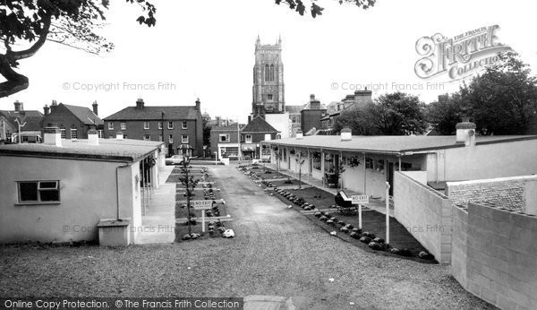Cromer The Drive Colne House Hotel C 1960