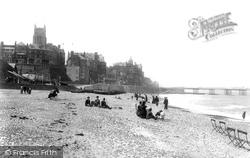 The East Beach 1901, Cromer
