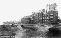 The Grand Hotel From The West 1899, Cromer