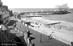 The Pier c.1950, Cromer