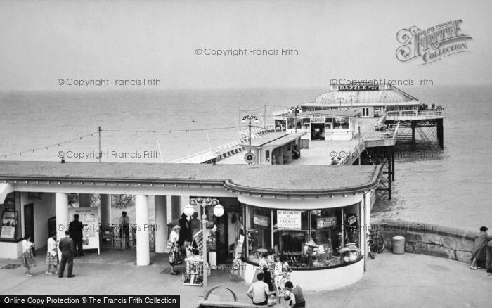 Photo of Cromer, The Pier c.1960