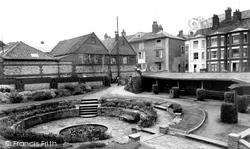 The Sunken Gardens c.1960, Cromer