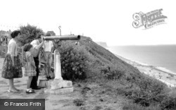 Cromer, The Telescope c1955