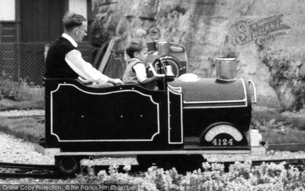 Cromer, Train, Peter Pan Railway c.1960