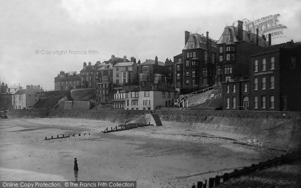 Cromer Tuckers Hotel And The Metropole 1894