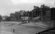 Cromer, Tuckers Hotel and the Metropole Hotel 1894