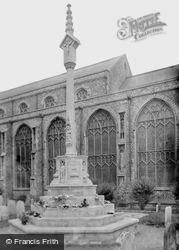 War Memorial 1921, Cromer