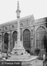 Cromer, War Memorial 1921