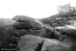 Black Rocks 1892, Cromford