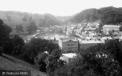 General View 1892, Cromford