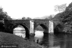 The Bridge 1886, Cromford