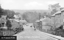 The Village c.1955, Cromford
