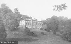 Willersley Castle 1886, Cromford