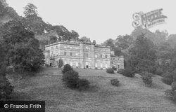 Willersley Castle c.1884, Cromford